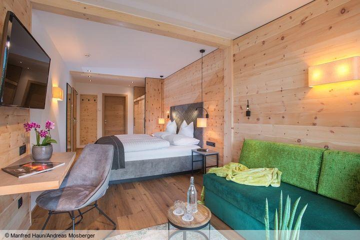 Doppelzimmer/Zustellb. Du/WC (Deluxe), HP