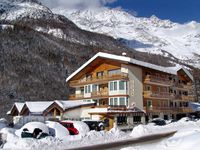 Saas-Grund Skigebiet