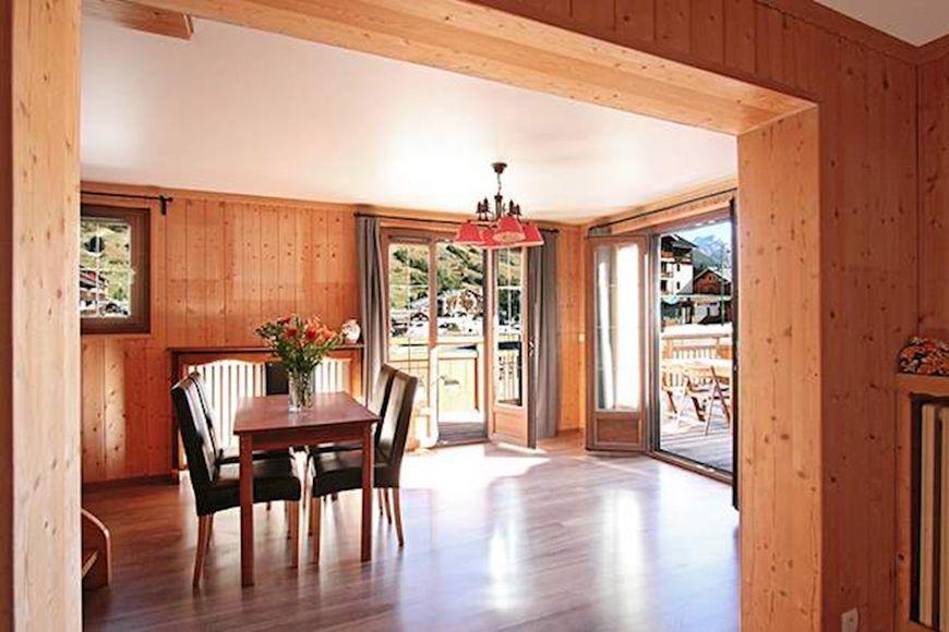 Chalet Le Marmotton - Apartment - Les Deux Alpes