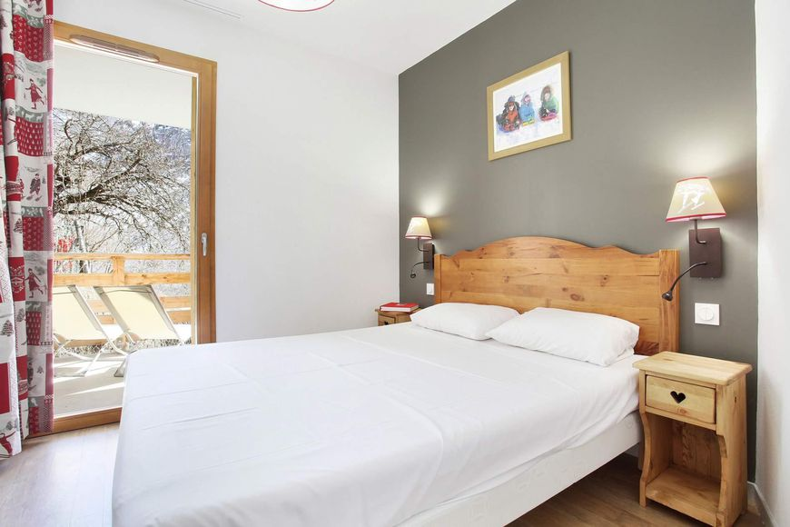 Résidence Le Crystal Blanc - Apartment - Vaujany