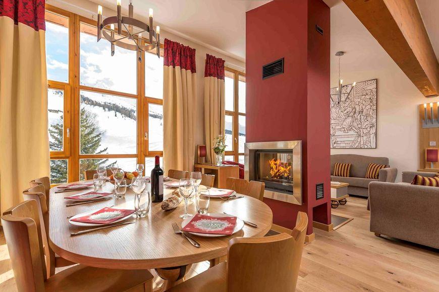Résidence Prestige Edenarc - Apartment - Les Arcs