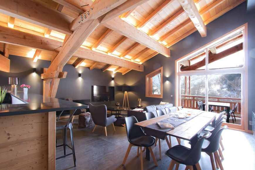 Odalys Chalet Nuance de bleu - Apartment - Alpe d'Huez