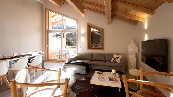 Odalys Chalet Nuance de gris - Apartment - Alpe d'Huez