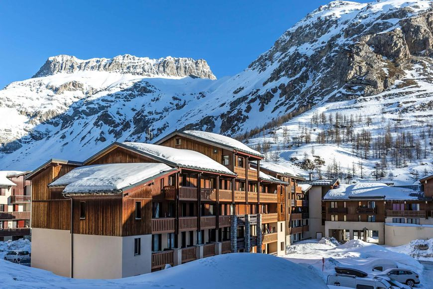 Odalys Les Jardins de Val et Les Verdets - Apartment - Val d'Isère