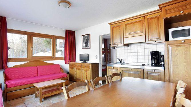 Odalys Le Front De Neige - Apartment - Les Carroz