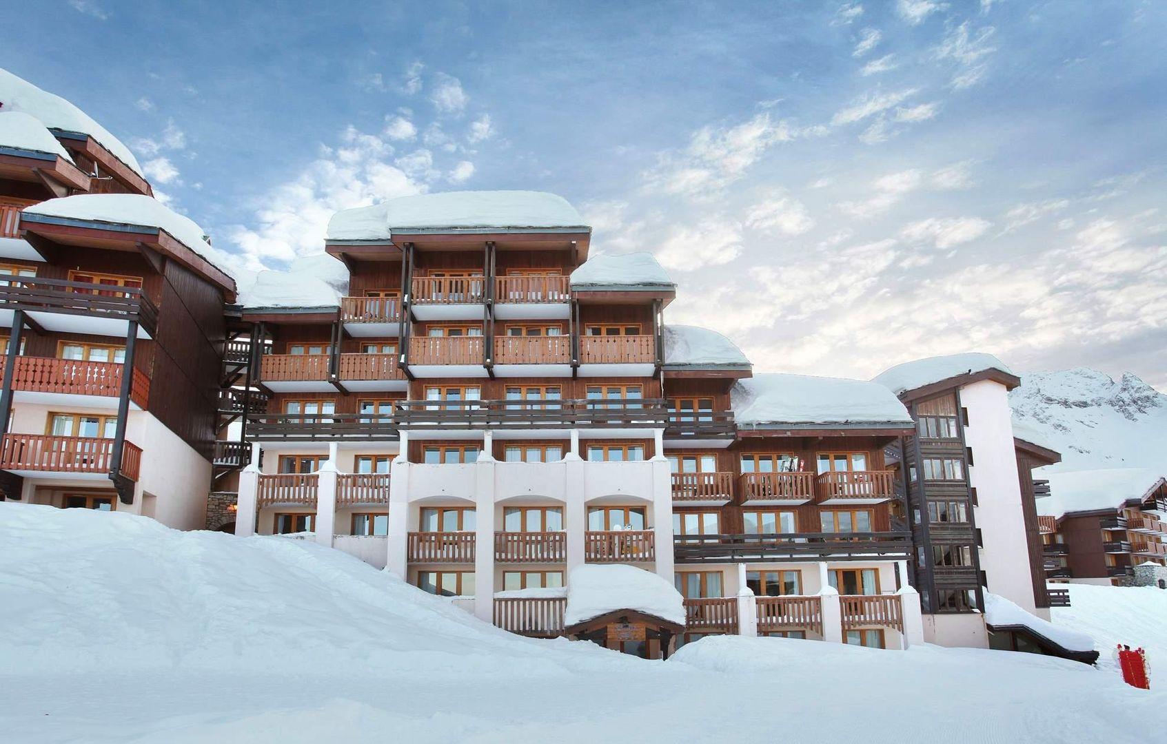 Meer info over Résidence La Licorne  bij Wintertrex