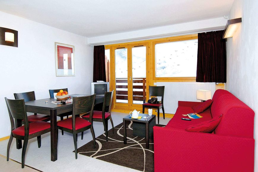 Odalys Le Pelvoux - Apartment - La Plagne