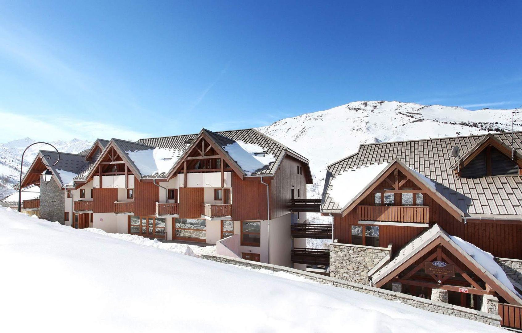 Meer info over Résidence L'Ecrin des Neiges  bij Wintertrex