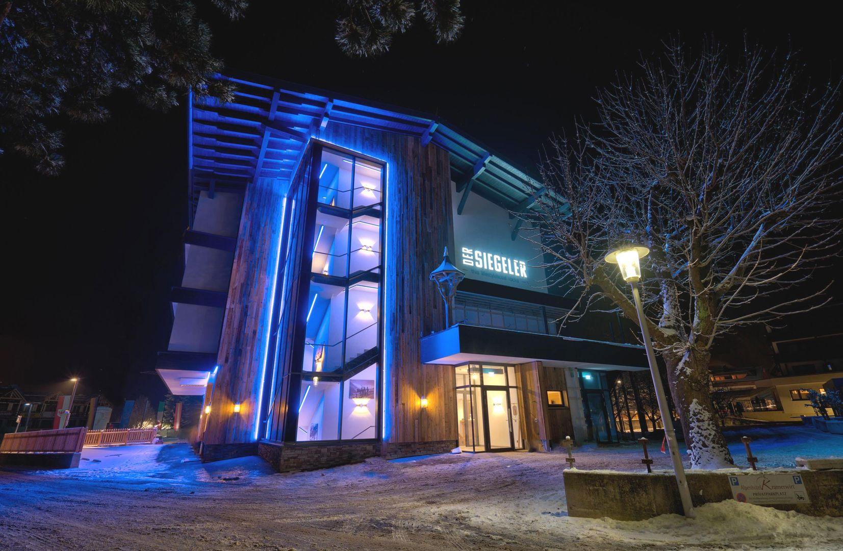 Mayrhofen - Der Siegeler  this lifestylehotel rocks