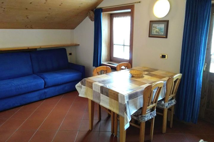4-Pers.-Appartement (ca. 34 m²), OV