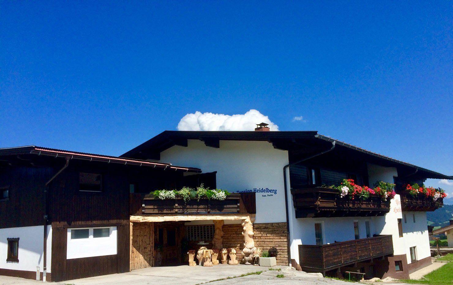 Meer info over Pension Heidelberg  bij Wintertrex
