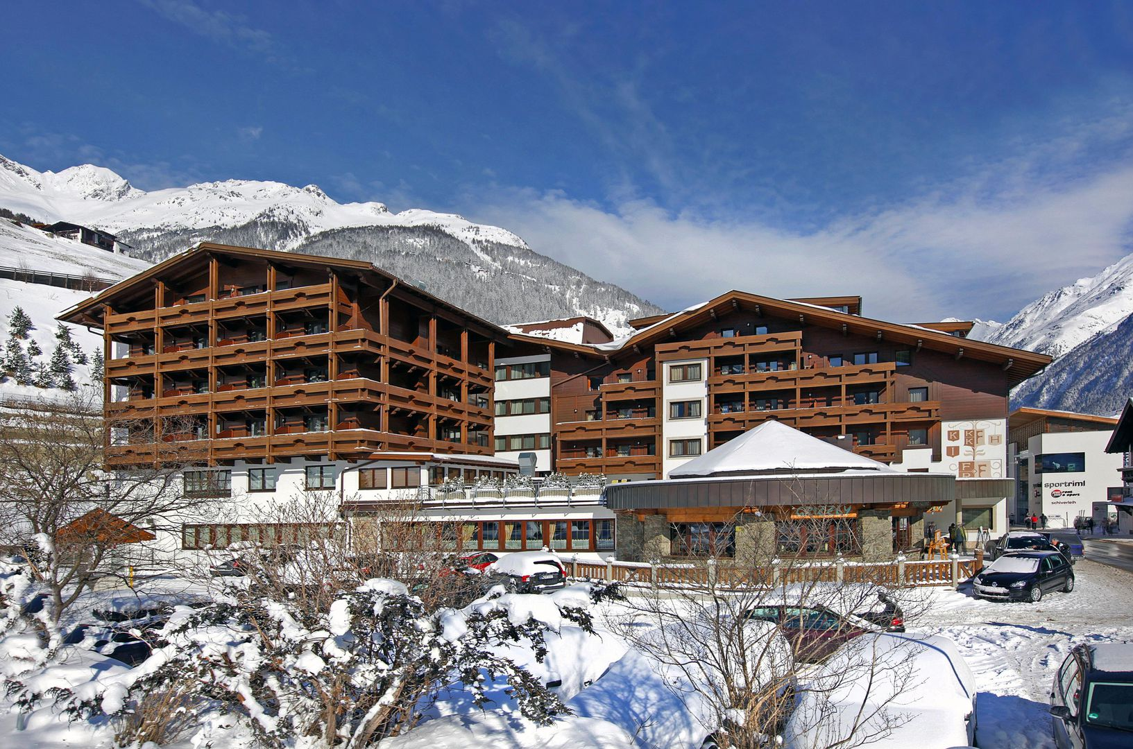 Sölden - Hotel Tyrolerhof