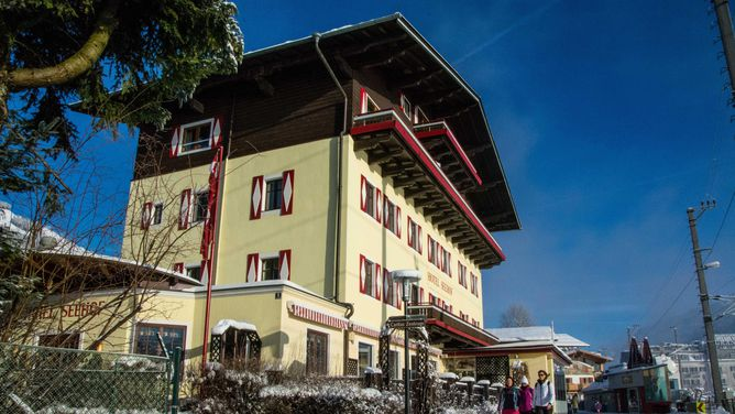 Unterkunft Hotel Seehof, Zell am See,