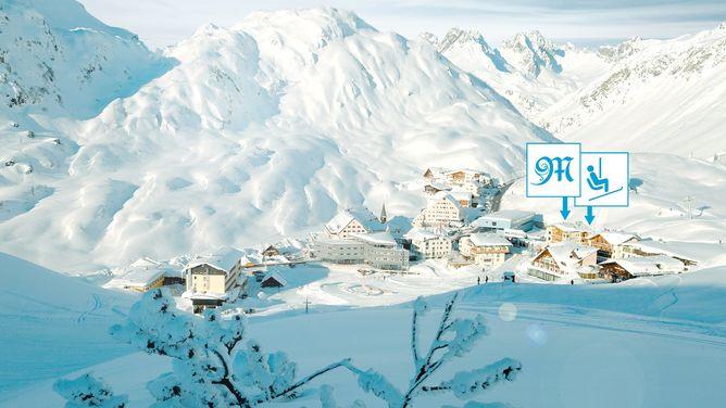 Unterkunft Hotel Maiensee – Ski in & Ski out, St. Anton,