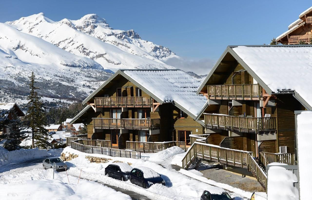 residence les chalets daurouze