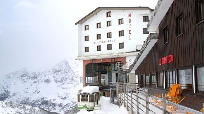 Unterkunft Hotel Lo Stambecco, Cervinia,