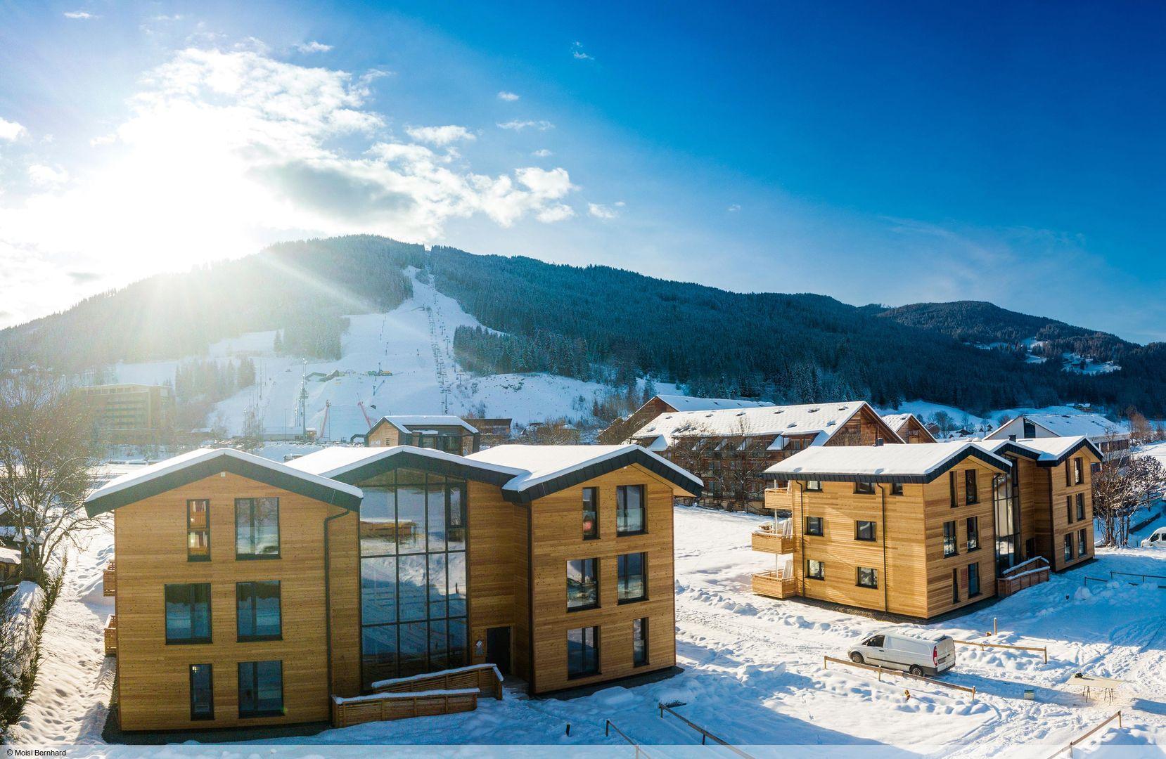 Meer info over Kreischberg Residences  bij Wintertrex