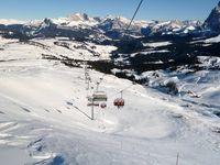 Skigebiet Völs am Schlern