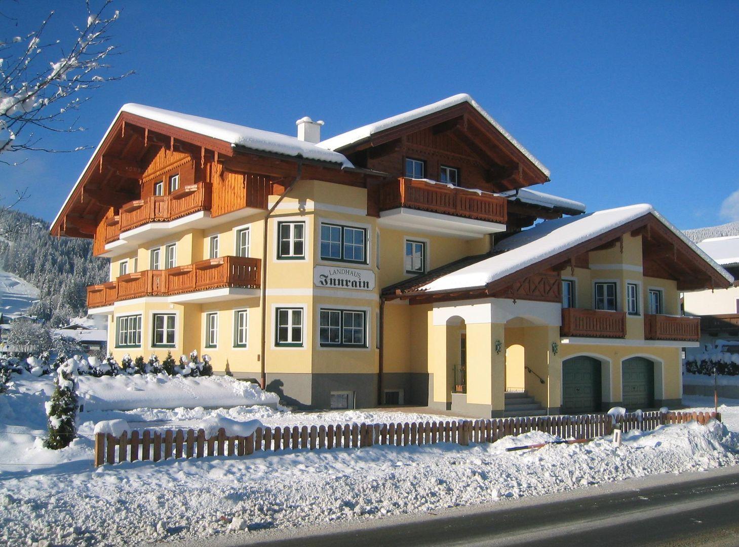 Slide1 - Landhaus Innrain