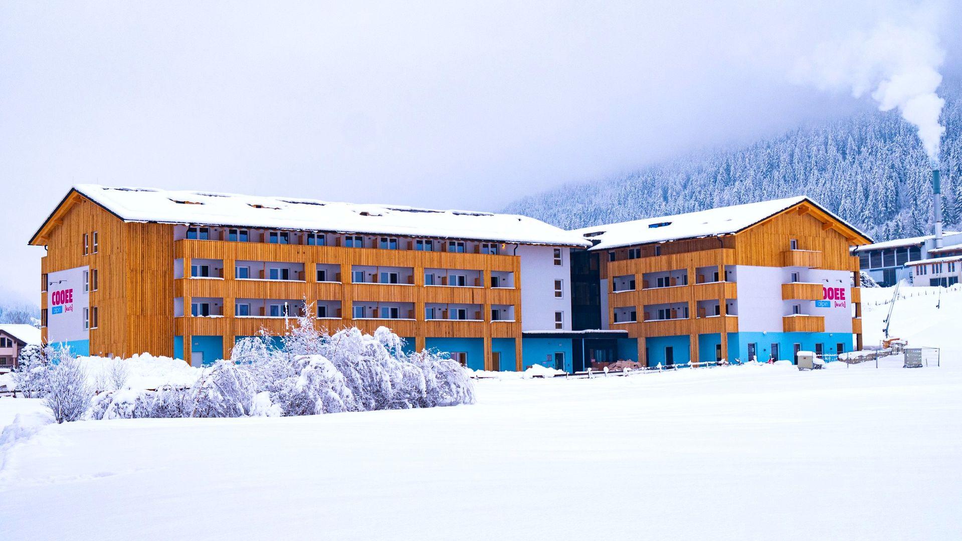 COOEE alpin Hotel Bad ...