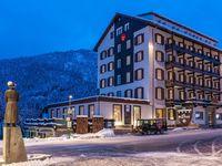 Unterkunft The Dom Hotel, Saas-Fee,