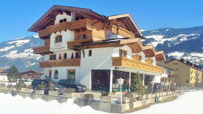 Hotel-Restaurant Rosengarten