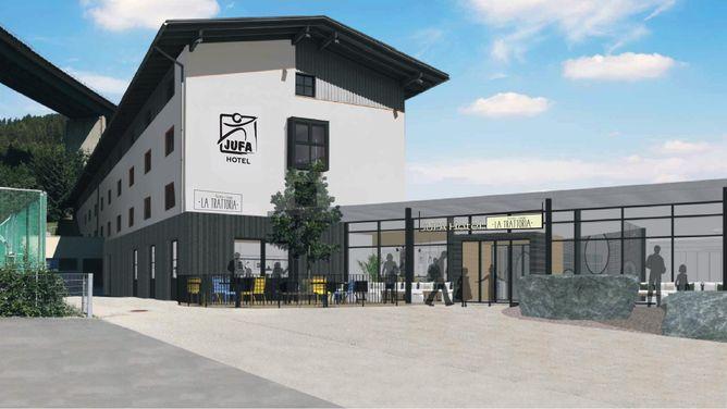 Unterkunft JUFA Wipptal, Steinach am Brenner,