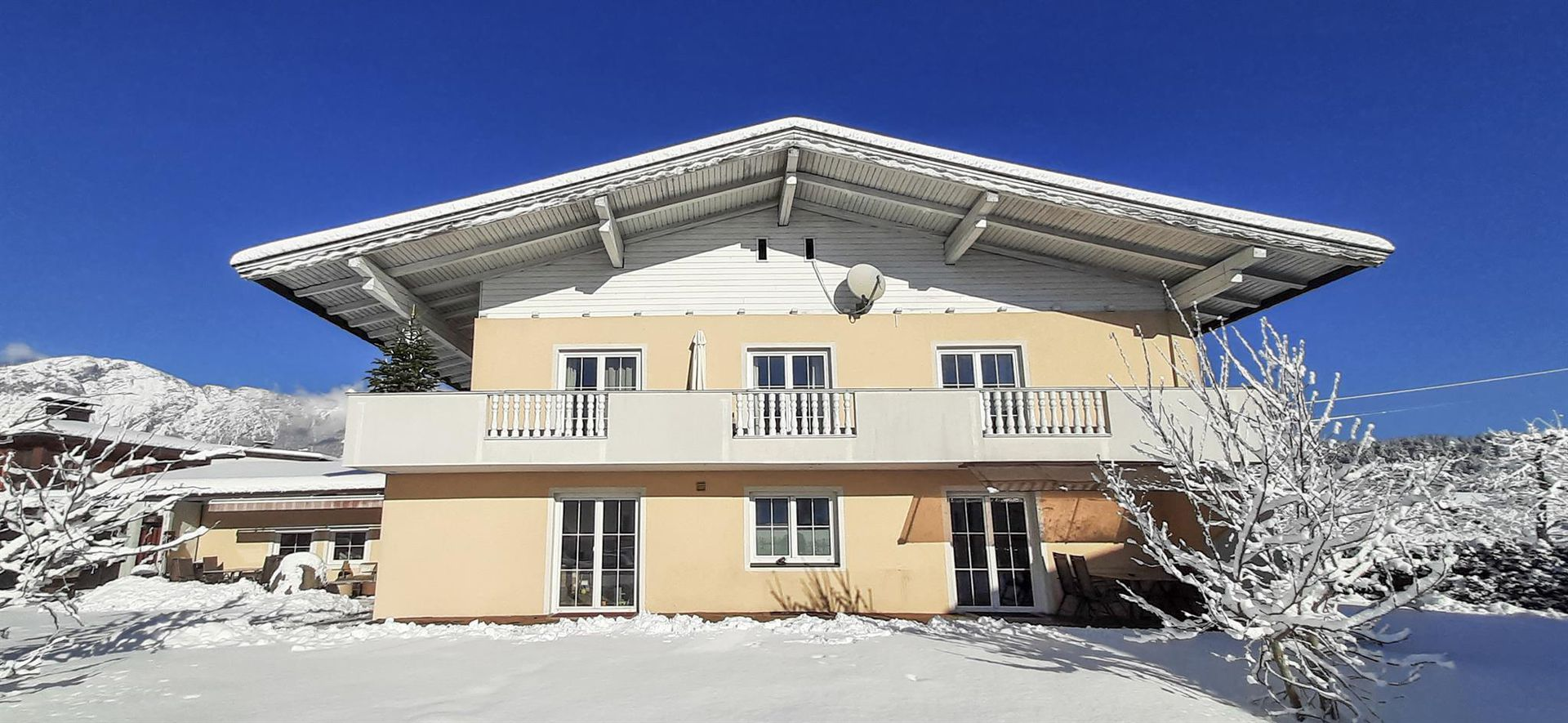 Appartement Ambiento Tirol