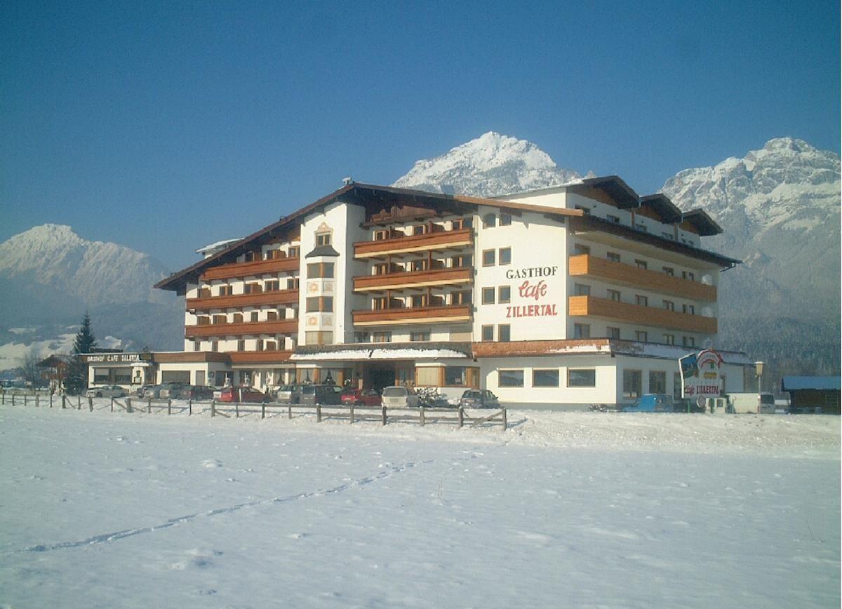 Hotel-Gasthof Zillerta...