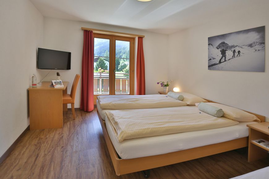 sport-lodge - Apartment - Klosters