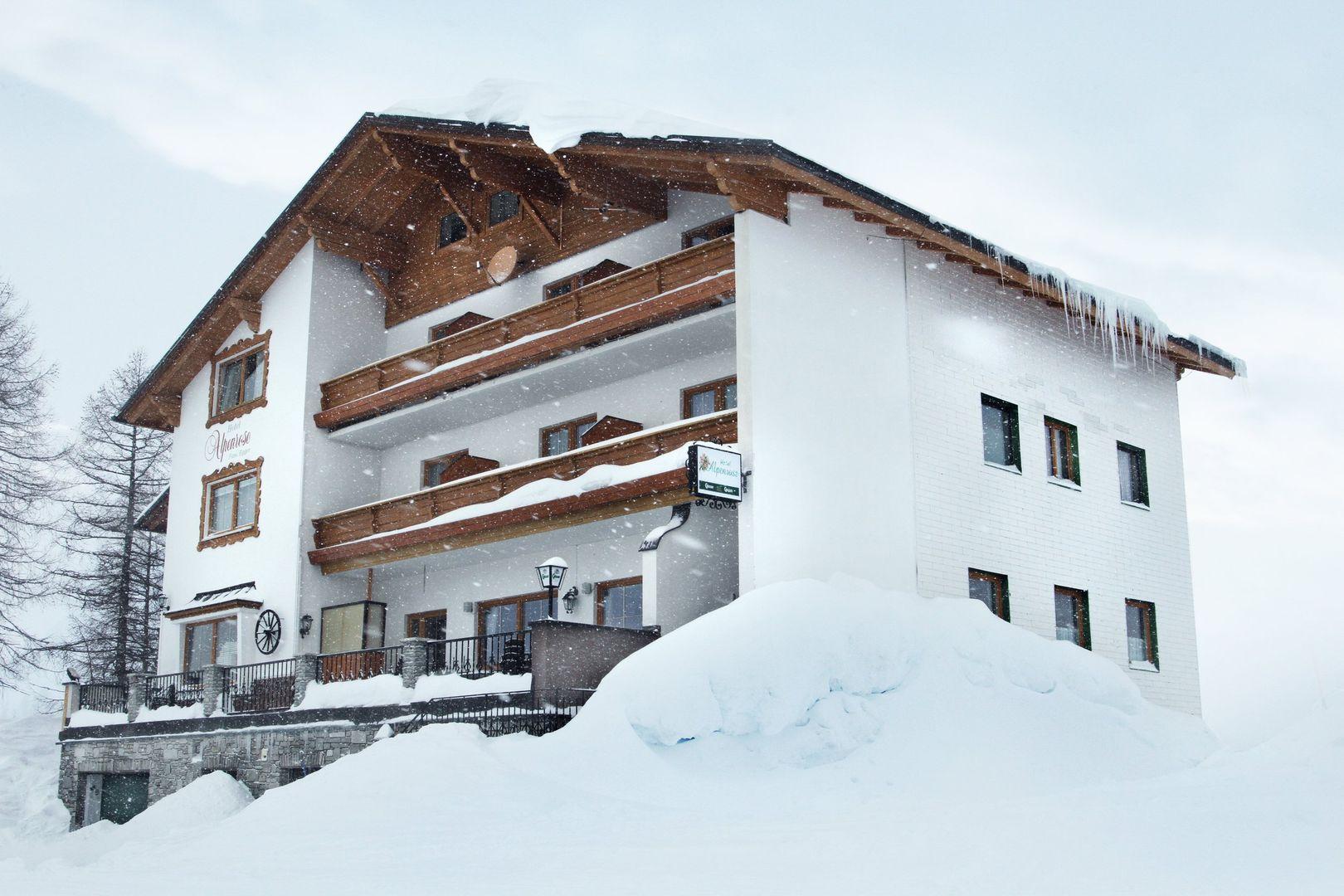 Meer info over Hotel Alpenrose  bij Wintertrex