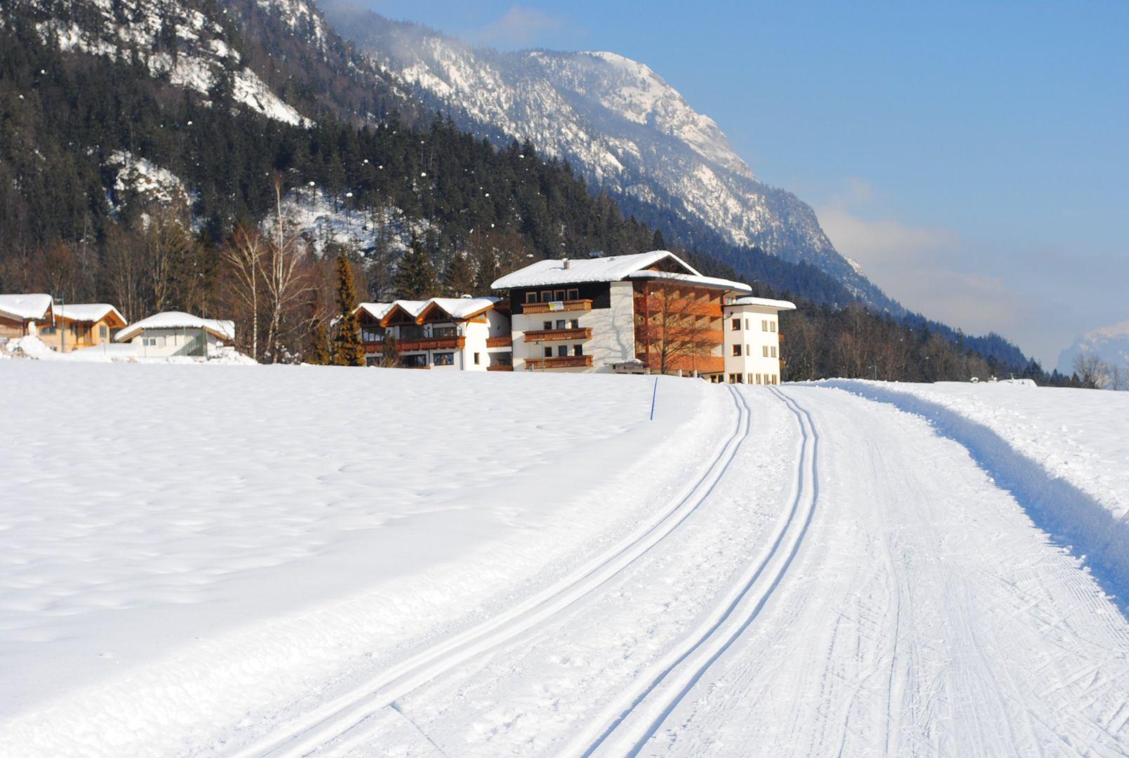 Meer info over GasthofPension Kaiserblick  bij Wintertrex