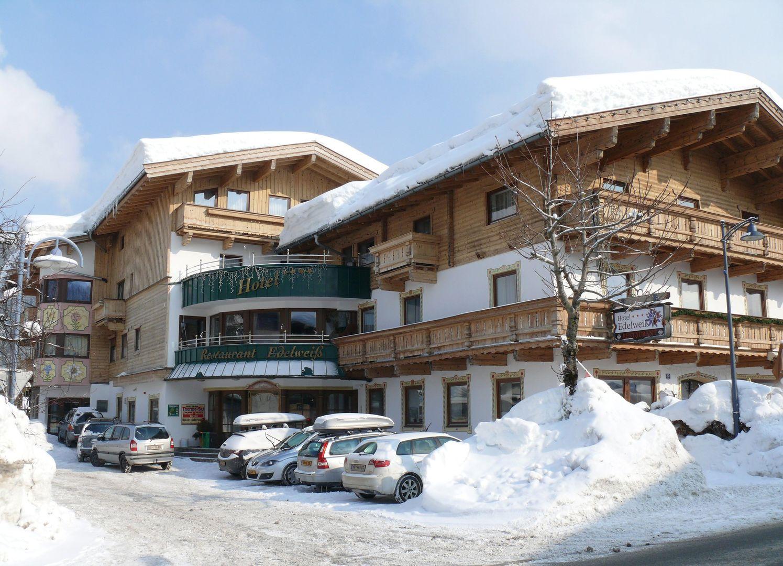 Meer info over Hotel Edelweiss  bij Wintertrex