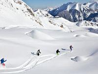 Skigebiet Bad Hofgastein,