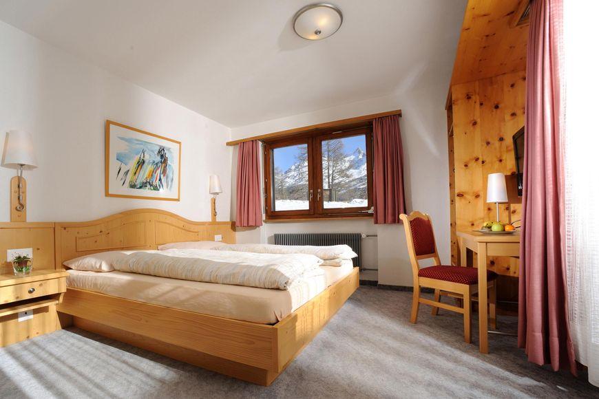 Swiss Family Hotel Alphubel - Apartment - Saas-Fee