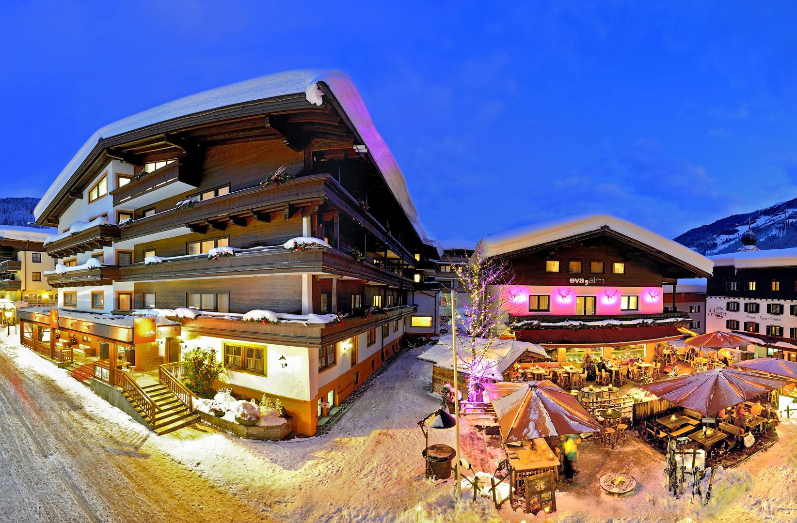 Hotel eva Village - Slide 1