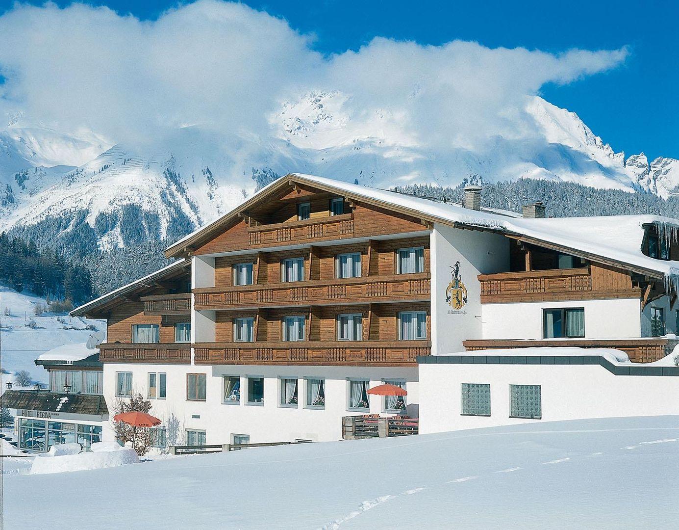 Meer info over Hotel Regina  bij Wintertrex
