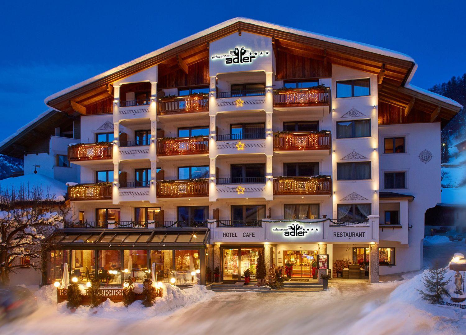 Meer info over Hotel Schwarzer Adler  bij Wintertrex