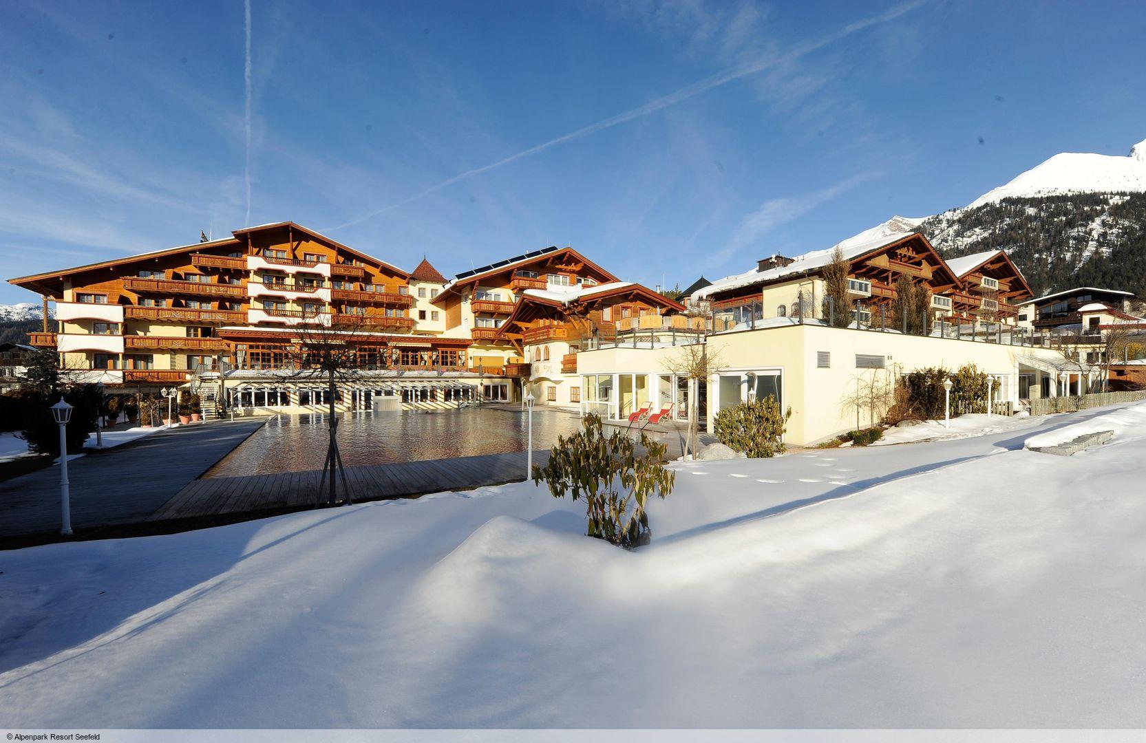 Slide1 - Alpenpark Resort