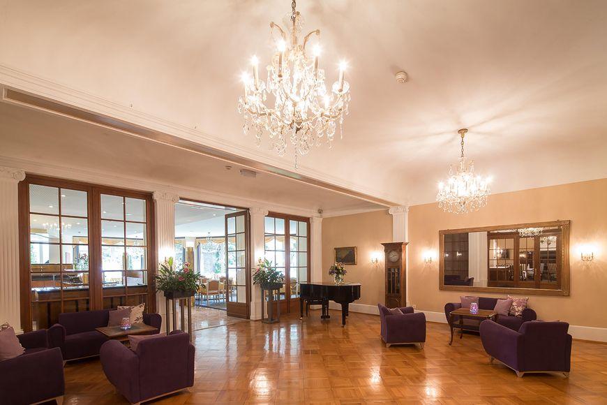 Lindner Grand Hotel Beau Rivage - Apartment - Interlaken