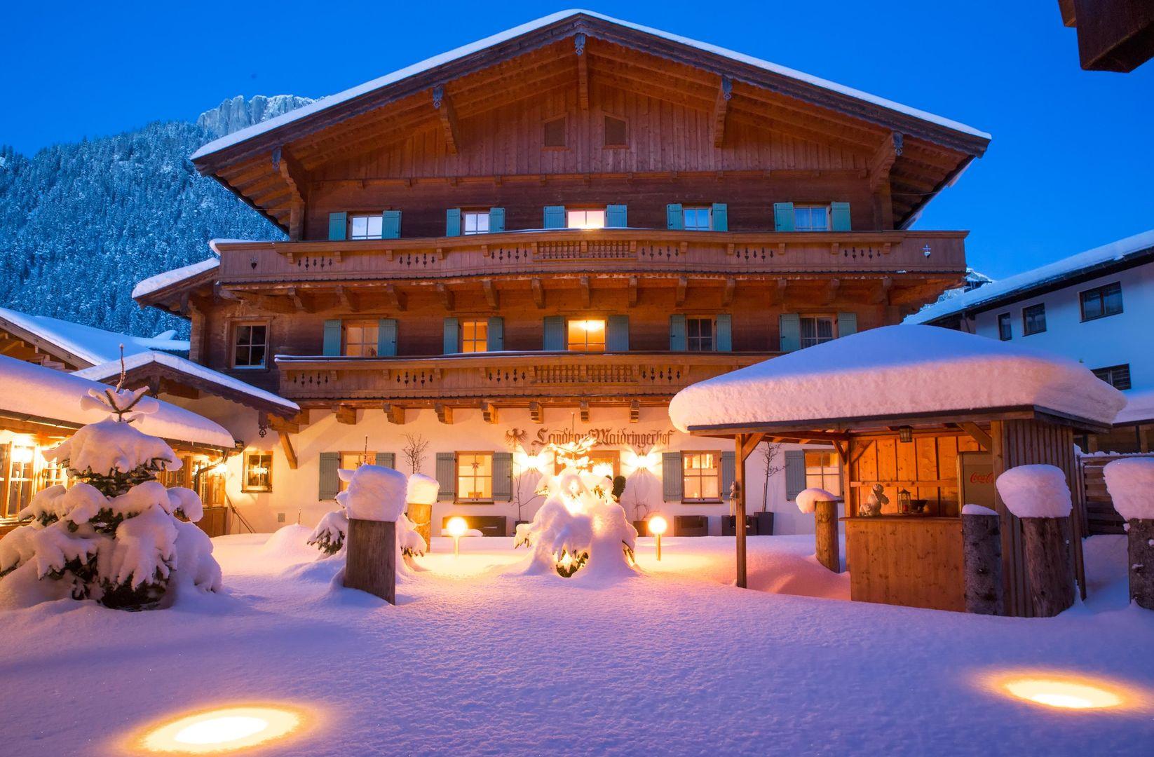 hotel waidringerhof - 1. tiroler gluckshotel