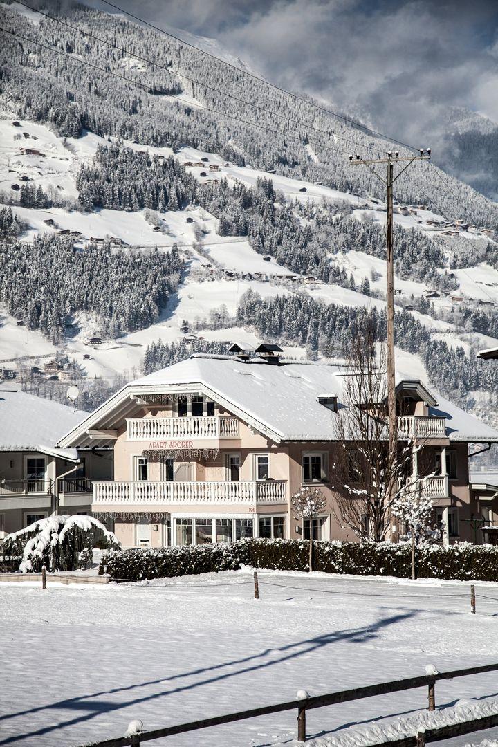 Mayrhofen - Haus Wiesengrund en Apart Sporer