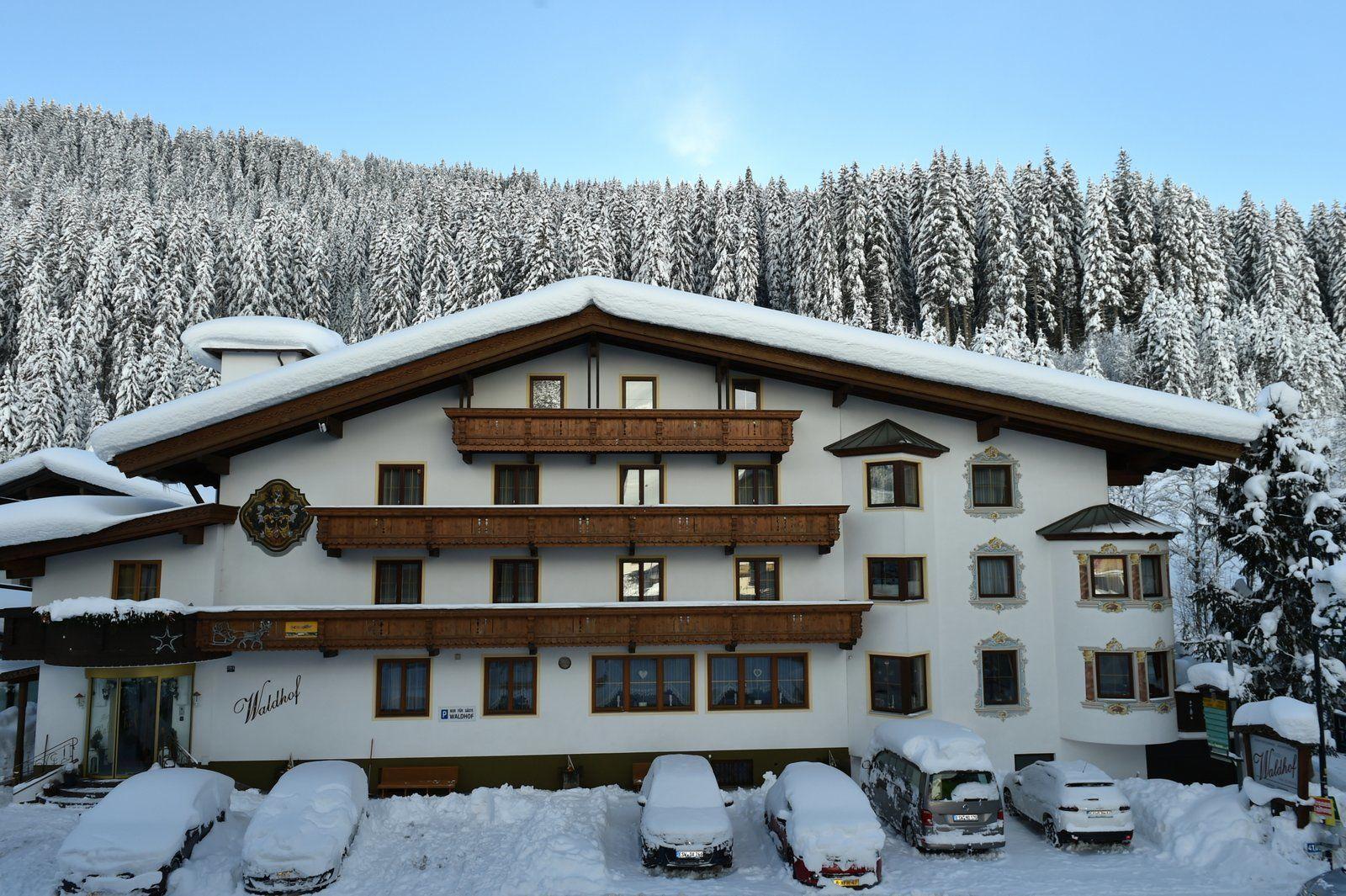 Gerlos - Hotel Pension Waldhof