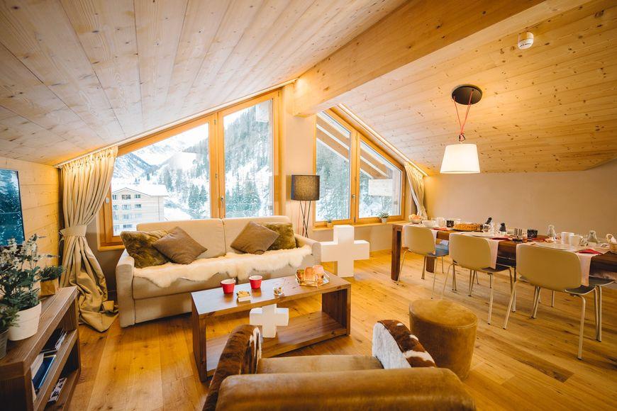Swisspeak Resort Zinal - Apartment