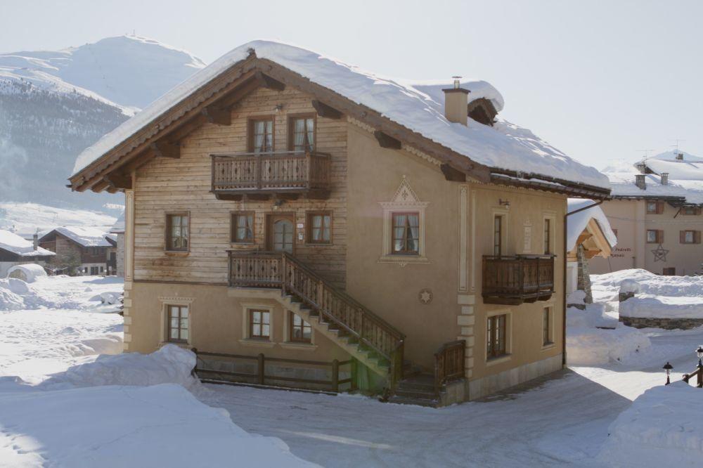 Apartments Livigno (anonym.)