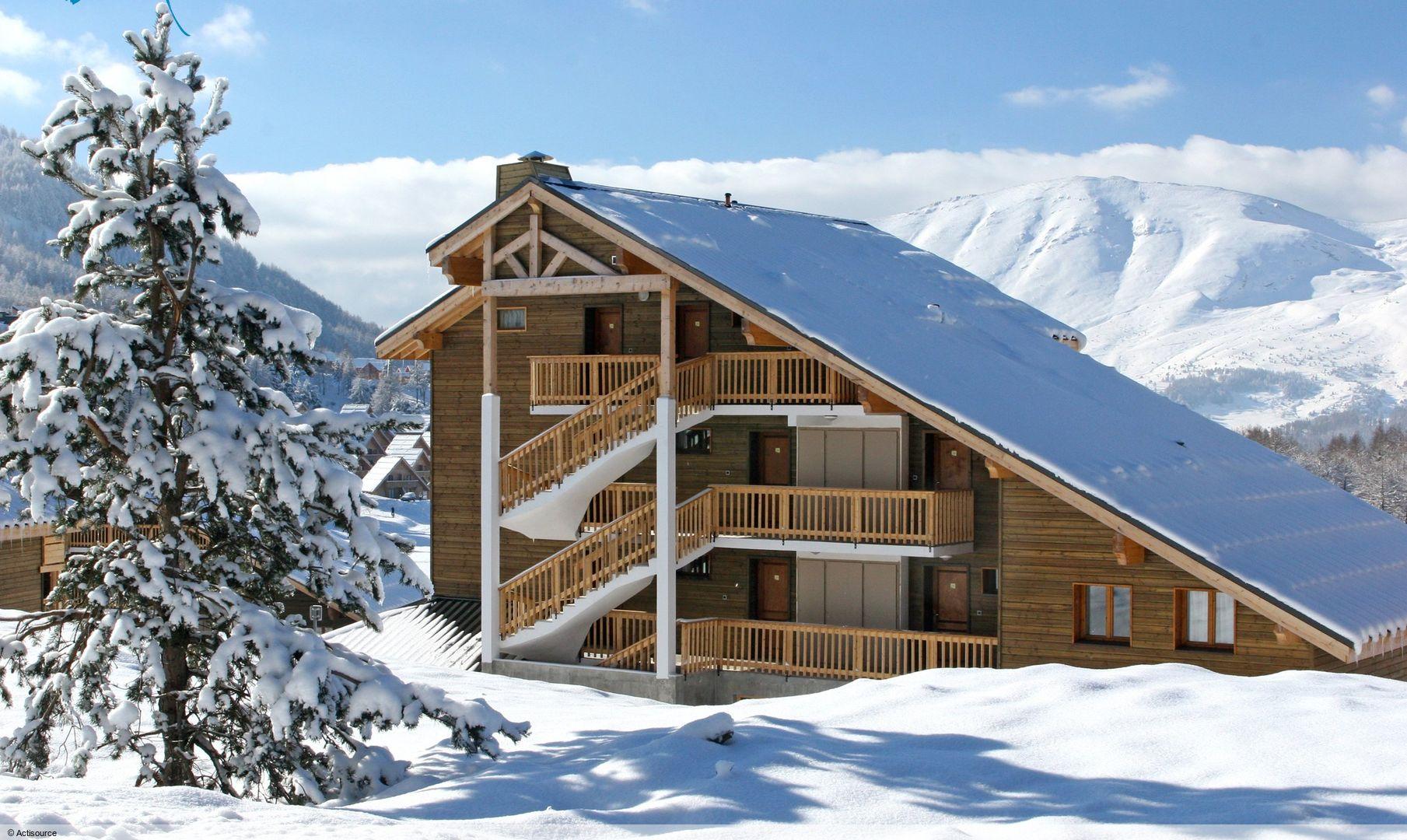 Meer info over La Crête du Berger [Aanbieding]  bij Wintertrex