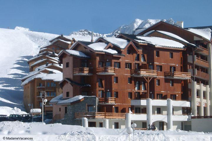 chalets et apartments des alpages