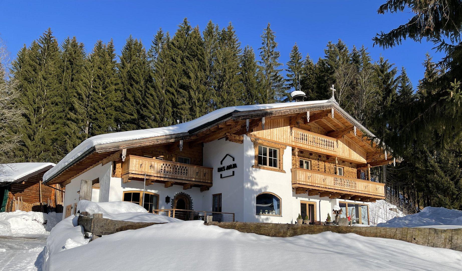 Meer info over Das Anja Alt Filzmoos  bij Wintertrex