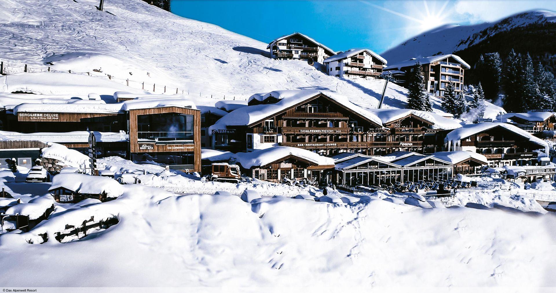 Königsleiten - My Alpenwelt Resort