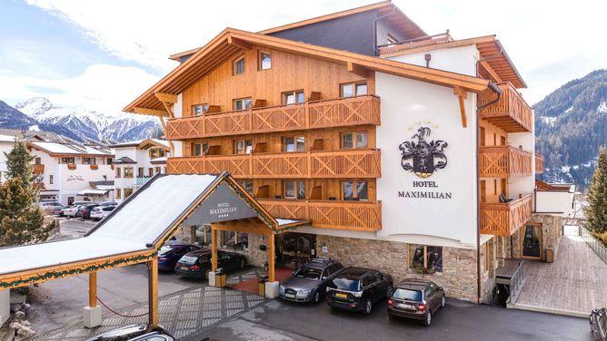 Unterkunft Hotel Maximilian, Serfaus-Fiss-Ladis,